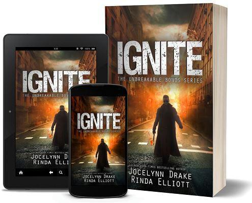 Jocelynn Drake and Rinda Elliott - Ignite 3d Promo
