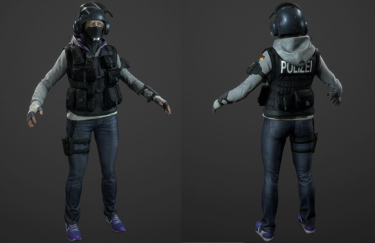 [PLAYER] IQ From Rainbow Six Siege