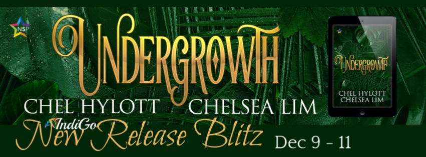 Chel Hylott & Chelsea Lim - Undergrowth RB Banner