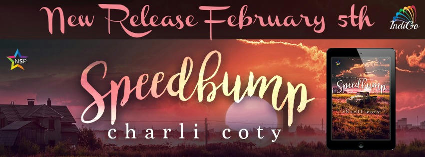 Charli Coty - Speedbump Banner