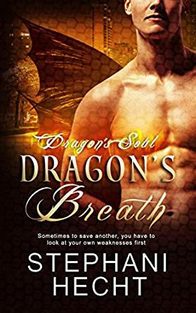 Stephani Hecht - Dragon's Breath Cover