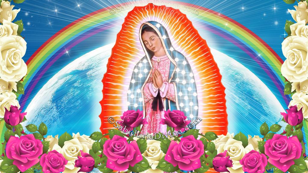 Virgen Santa Maria de Guadalupe