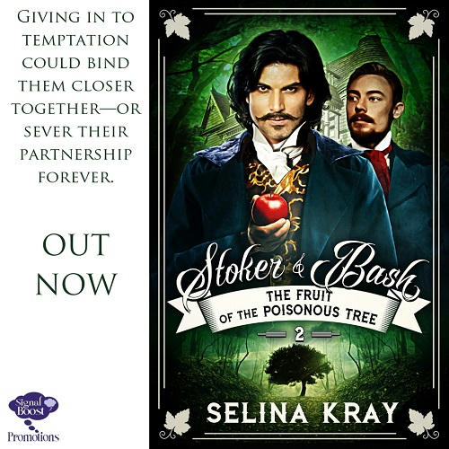 Selina Kray - The Fruit Of The Poisonous Tree iNSTApROMO