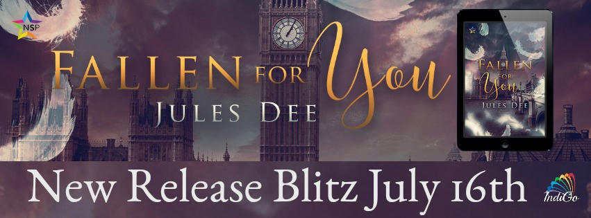 Jules Dee - Fallen For You RB Banner