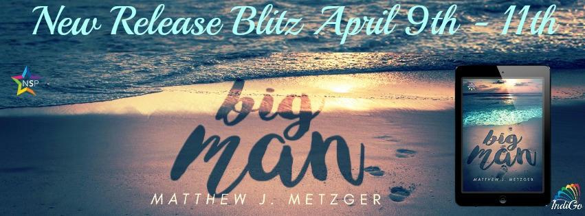 Matthew J. Metzger - Big Man RB Banner