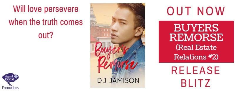 D.J. Jamison - Buyer's Remorse RBBanner