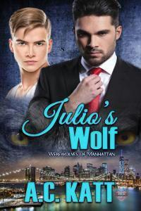 A.C. Katt - 06 - Julio's Wolf Cover