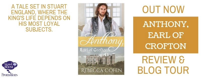 Rebecca Cohen - Anthony, Earl Of Crofton RTBANNER-19