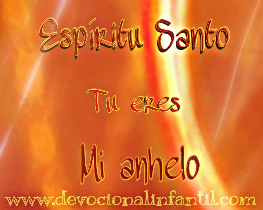 Espíritu Santo – Tarjeta