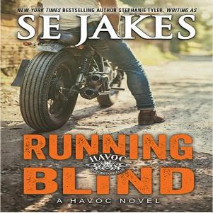 S.E. Jakes - Running Blind Square