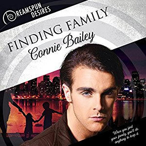Connie Bailey - Finding Family Cover Audio