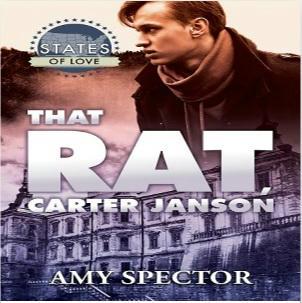 Amy Spector - That Rat, Carter Janson Square