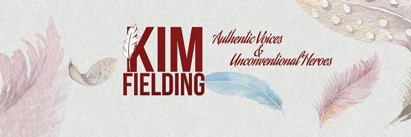 Kim Fielding Banner
