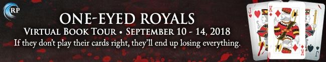 Cordelia Kingsbridge - One-Eyed Royals TourBanner