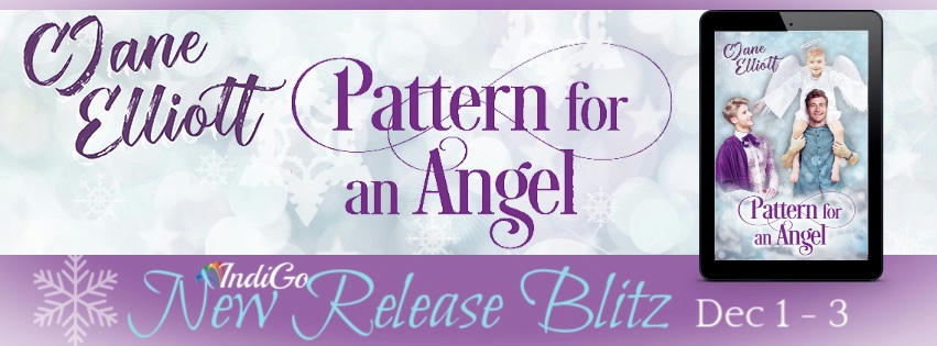 CJane Elliott - Pattern for an Angel RB Banner