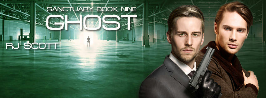 R.J. Scott - Ghost Banner
