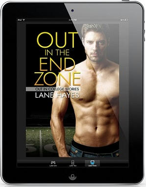 Lane Hayes - Out in the End Zone 3d Cover