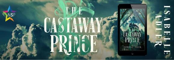 Isabelle Adler - The Castaway Prince Banner