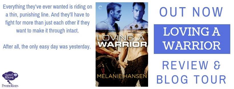 Melanie Hansen - Loving A Warrior RTBanner-6