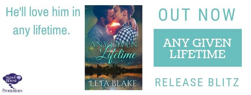 Leta Blake - Any Given Lifetime RBBanner