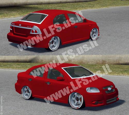 XF - Chevrolet Aveo