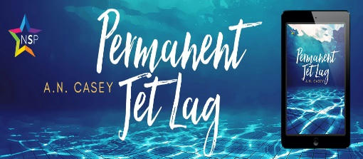 A.N. Casey - Permanent Jet Lag Banner