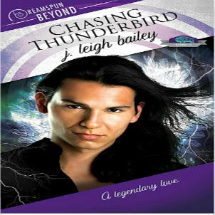 j. leigh bailey - Chasing Thunderbird Square