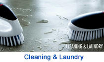 Cleaning & Laundry