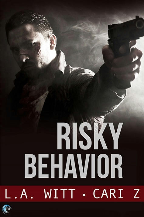 Cari Z. & L.A. Witt - Risky Behavior Cover