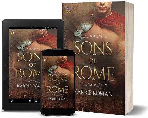Karrie Roman - Sons of Rome 3d Promo