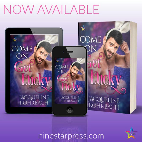 Jacqueline Rohrbach - Come On, Get Lucky Now Available