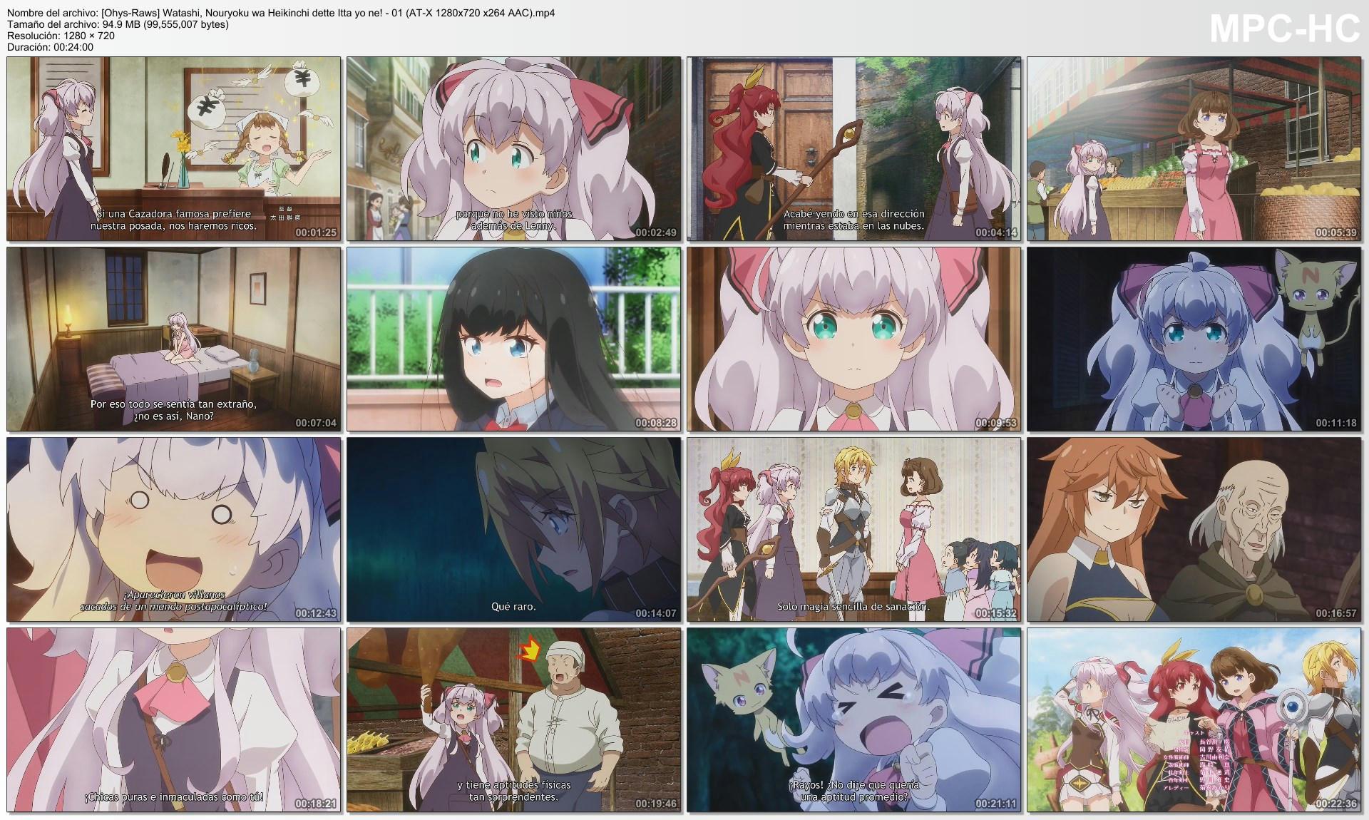 rqj7x2uk2v2etx0zg - Watashi Nouryoku wa Heikinchi dette Itta yo ne [12/12] [Ligero] (Finalizado) - Anime Ligero [Descargas]