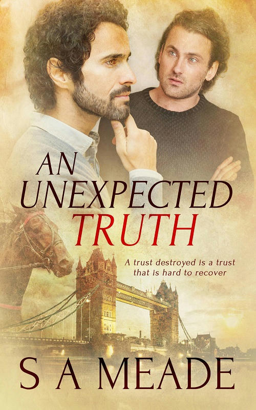 S.A. Meade - An Unexpected Truth Cover