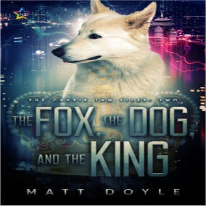 Matt Doyle - The Fox, the Dog, and the King Square