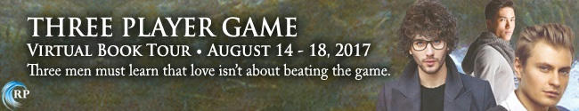 Jaime Samms - Three Player Game TourBanner