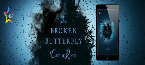 Caitlin Ricci - The Broken Butterfly Banner
