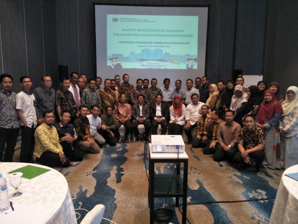 Dirjen Pendidikan Islam:Pengelola SBSN Harus Memahami Tata Kelola Projek Pembangunan