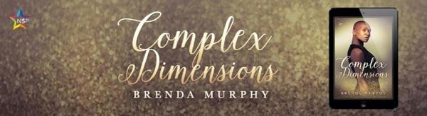Brenda Murphy - Complex Dimensions NineStar Banner