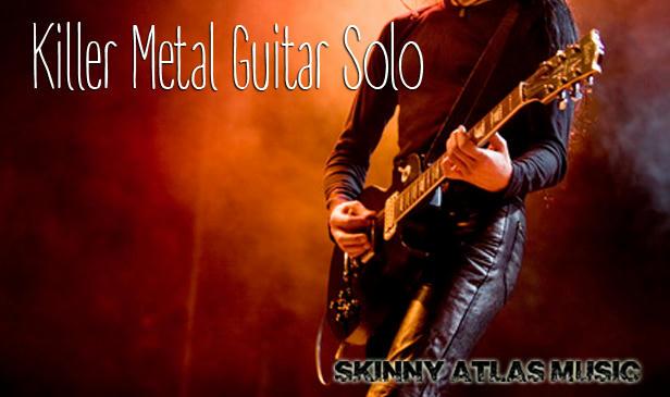 Killer Metal Guitar Solo - 1