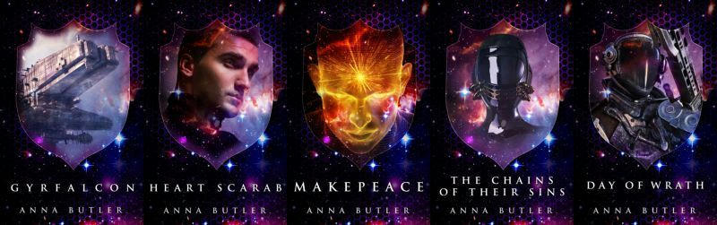 Anna Butler - Taking Shield Series Banner 1