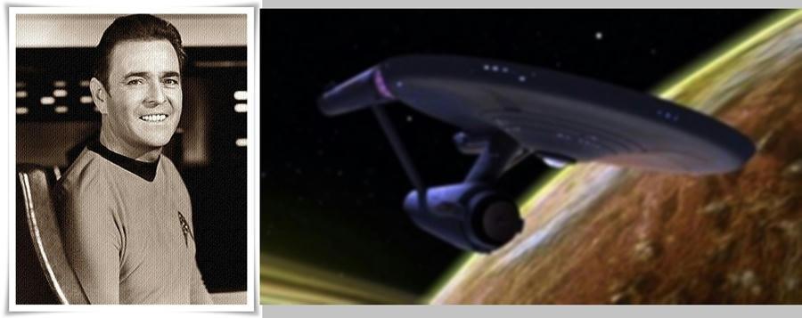 De cómo las cenizas de Scotty de Star Trek llegaron de contrabando a la EEI