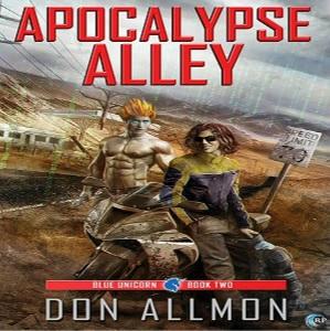Don Allmon - Apocalypse Alley Square