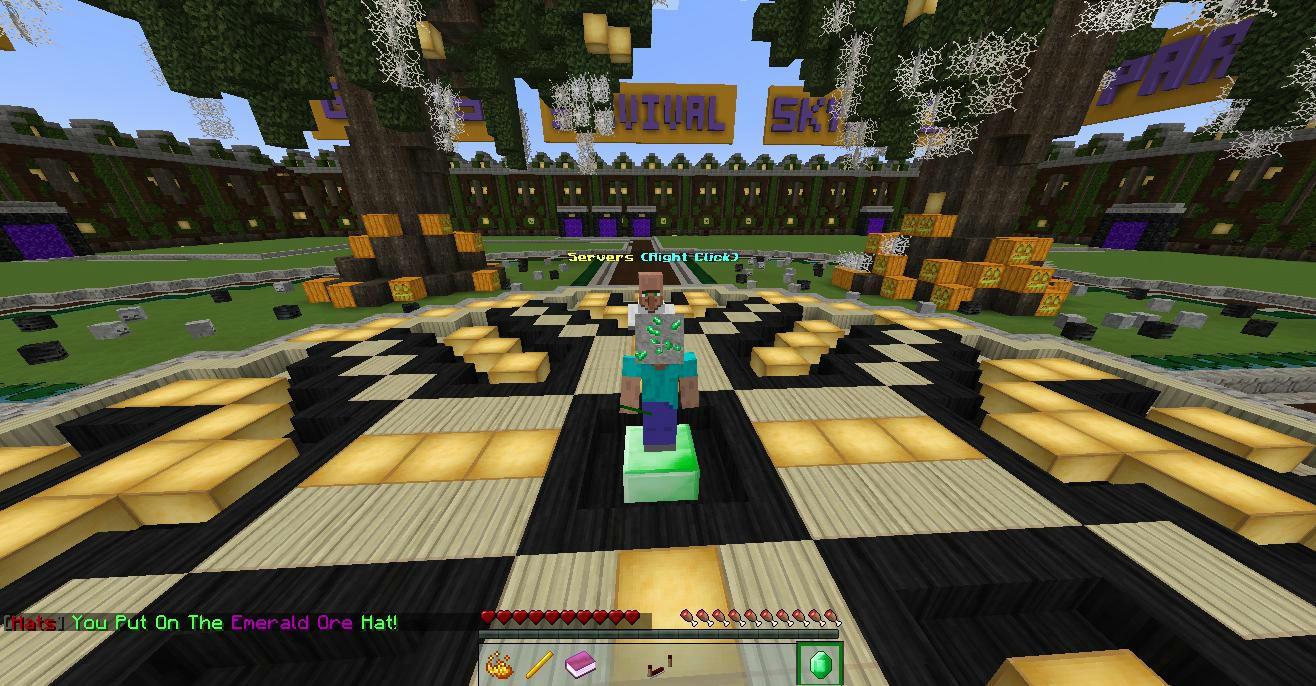 SpigotMC - High Performance Minecraft