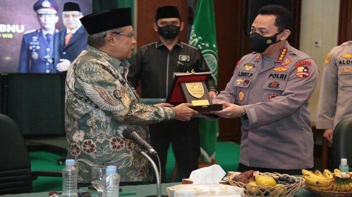 Jendral Listyo Sigit Prabowo : Kami Berharap Anggota-anggota Kami Diisi Kalangan Pesantren