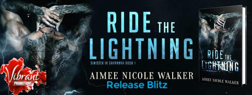 Aimee Nicole Walker - Ride The Lightning RDB Banner