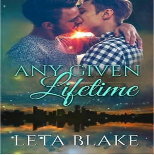 Leta Blake - Any Given Lifetime Square