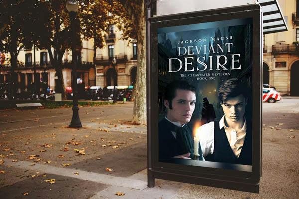 Jackson Marsh - Deviant Desire BT Banner