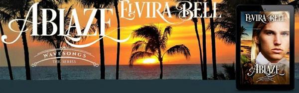 Elvira Bell - Ablaze NineStar Banner