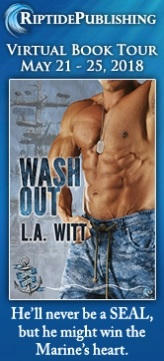 L.A. Witt - Wash Out TourBadge