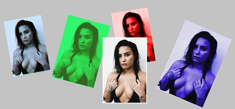 La noche en que Demi Lovato se internó en el valle de las sombras de la droga